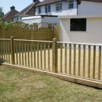 Stallwood Decking About Fencing
