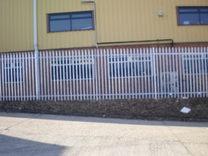 Stallwood Fencing Security